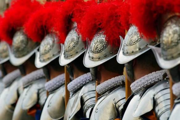 The Swiss Guard