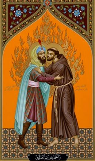 st francis and the sultan